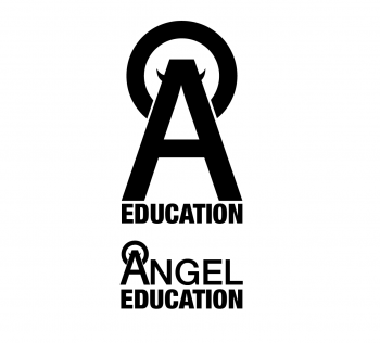 Angel Education logo the one the boss would choose