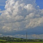 clouds over airedale