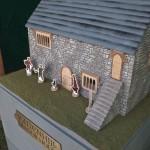 The finished house looks amazing